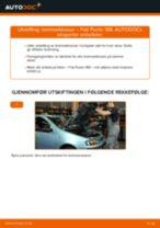 Mekanikerens anbefalinger om bytte av FIAT Fiat Panda 169 1.1 Vindusviskere