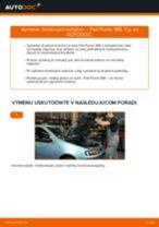 OPEL Mechanizmus Stieračov predné vľavo vpravo vymeniť vlastnými rukami - online návody pdf
