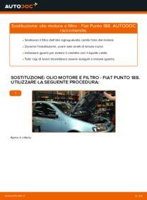 Come effettuare una sostituzione di Filtro Olio su FIAT ? Dai un'occhiata alla nostra guida dettagliata e scopri come farlo