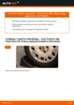 Naučte sa, ako vyriešiť problémy s predné Tlmič pruzenia FIAT