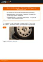 Autószerelői ajánlások - FIAT Fiat Punto 188 1.2 16V 80 Kerékcsapágy csere
