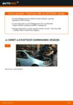 FORD hátsó és első Dobfék fékpofa cseréje csináld-magad - online útmutató pdf