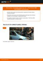 Manual de bricolaj pentru înlocuirea Brat Stergator în RENAULT MEGANE 2020