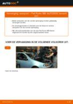 Ruitenwisserstangen vervangen FIAT PUNTO: gratis pdf