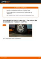 Zelf Ruitenwisserstangen achter en vóór vervangen DODGE - online handleidingen pdf