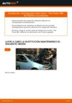 Instalación Kit amortiguadores FIAT PUNTO (188) - tutorial paso a paso