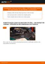 MULLER FILTER FO194 para PASSAT Variant (3B6) | PDF tutorial de substituição