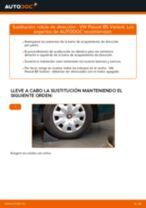 Cómo cambiar: rótula de dirección - VW Passat B5 Variant diésel | Guía de sustitución