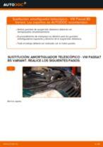 Cómo cambiar y ajustar Kit de Reparación de la Rótula de la Suspensión : guía gratuita pdf
