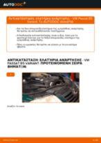 Αλλαγή Ελατήρια VW PASSAT: δωρεάν pdf