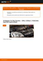RIDEX 9F0016 dla Corsa C Hatchback (X01) | PDF przewodnik wymiany