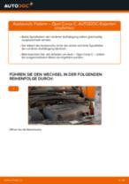 Federn vorne selber wechseln: Opel Corsa C Diesel - Austauschanleitung
