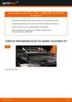 Hoe motorolie en filter vervangen bij een BMW E90 diesel – Leidraad voor bij het vervangen