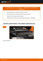 Udskift motorolie og filter - BMW E90 diesel | Brugeranvisning