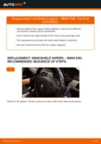 Online manual on changing Tie rod axle joint yourself on Honda Civic eu7