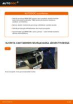 Kuinka vaihtaa jarrulevyt eteen BMW E90 bensa-autoon – vaihto-ohje