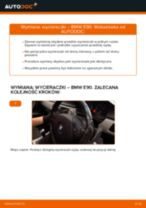 Jak wymienić wycieraczki przód w BMW E90 diesel - poradnik naprawy