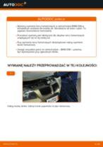 Jak wymienić tarcze hamulcowe przód w BMW E90 benzyna - poradnik naprawy