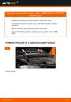 Jak vyměnit motorový olej a olejový filtr na BMW E90 diesel – návod k výměně