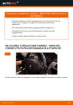 Cum să schimbați: stergatoare parbriz din față la BMW E90 diesel | Ghid de înlocuire