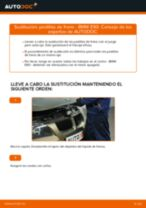Cambio Cilindro de freno delantero y trasero JAGUAR bricolaje - manual pdf en línea