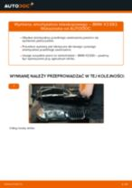 Instrukcja PDF dotycząca obsługi X3