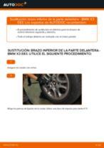 Cómo cambiar: brazo inferior de la parte delantera - BMW X3 E83 gasolina | Guía de sustitución