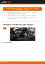 Byta Kylare DODGE CARAVAN Mini Cargo Van (US): guide pdf
