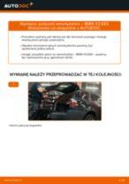 BMW X3 instrukcja rozwiązywania problemów