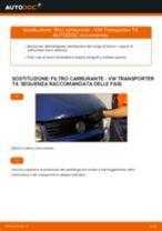 Le raccomandazioni dei meccanici delle auto sulla sostituzione di Filtro Carburante VW VW T5 Van 2.5 TDI 4motion