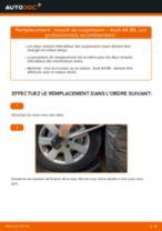 Manuel en ligne pour changer vous-même de Moteur d'Essuie-Glace sur AUDI A4 (8E2, B6)