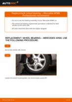 Mazda MX5 ND change Brake Discs front and rear: guide pdf