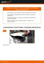 Slik bytter du kupefilter på en Mercedes W168 diesel – veiledning