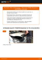Jak wymienić filtr kabinowy w Mercedes W168 diesel - poradnik naprawy
