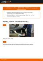BMW X1 online vadovas