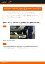 Come cambiare filtro aria su BMW E90 benzina - Guida alla sostituzione