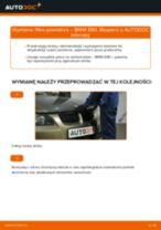 Jak wymienić filtr powietrza w BMW E90 benzyna - poradnik naprawy