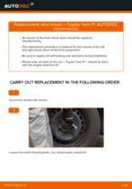 DIY FIAT change Pump and nozzle unit diesel - online manual pdf