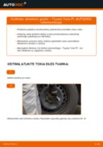 LANCIA gale ir priekyje Rato stebulė keitimas pasidaryk pats - internetinės instrukcijos pdf