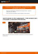 CHAMPION CFF100502 per MONDEO III Station wagon (BWY) | PDF istruzioni di sostituzione