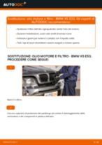 Come cambiare olio motore e filtro su BMW X5 E53 - Guida alla sostituzione
