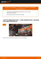 Bilmekanikers rekommendationer om att byta FORD Ford Mondeo bwy 2.0 TDCi Stötdämpare