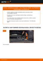 Korjaamokäsikirja tuotteelle Ford Mondeo b5y