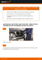 Wie BMW X5 E53 Motoröl und Ölfilter wechseln - Schritt für Schritt Anleitung
