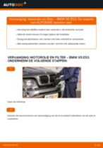 Wanneer Oliefilter motor BMW X5 (E53) veranderen: pdf tutorial