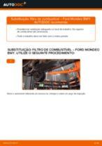 Mudar Sensor de ABS LAND ROVER RANGE ROVER VELAR: guia pdf