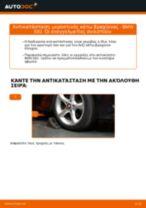 Πώς να αλλάξετε μπροστινός κάτω βραχίονας σε BMW E82 - Οδηγίες αντικατάστασης