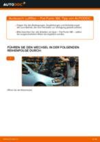 Wie Reparatursatz, Trag / Führungsgelenk FIAT PUNTO austauschen und anpassen: PDF-Anweisung