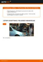 Udskiftning af Motorophæng på Audi A4 B5 Avant - tip og tricks
