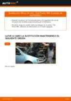 Instalación Caja Cojinete Rueda FIAT PUNTO (188) - tutorial paso a paso